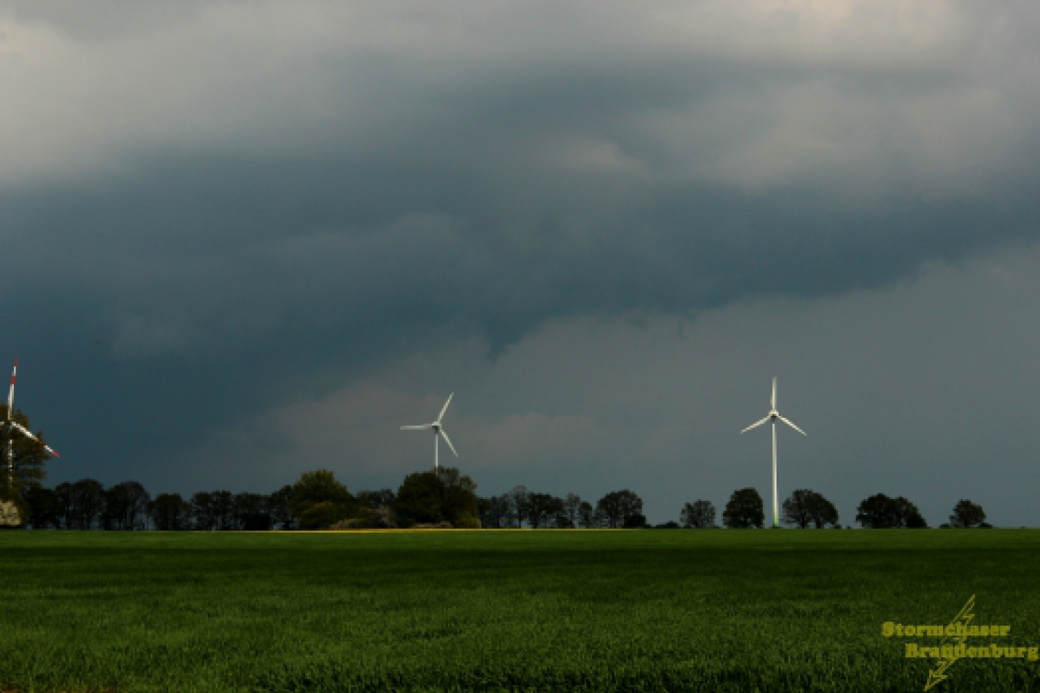 Funnel bei Havelberg