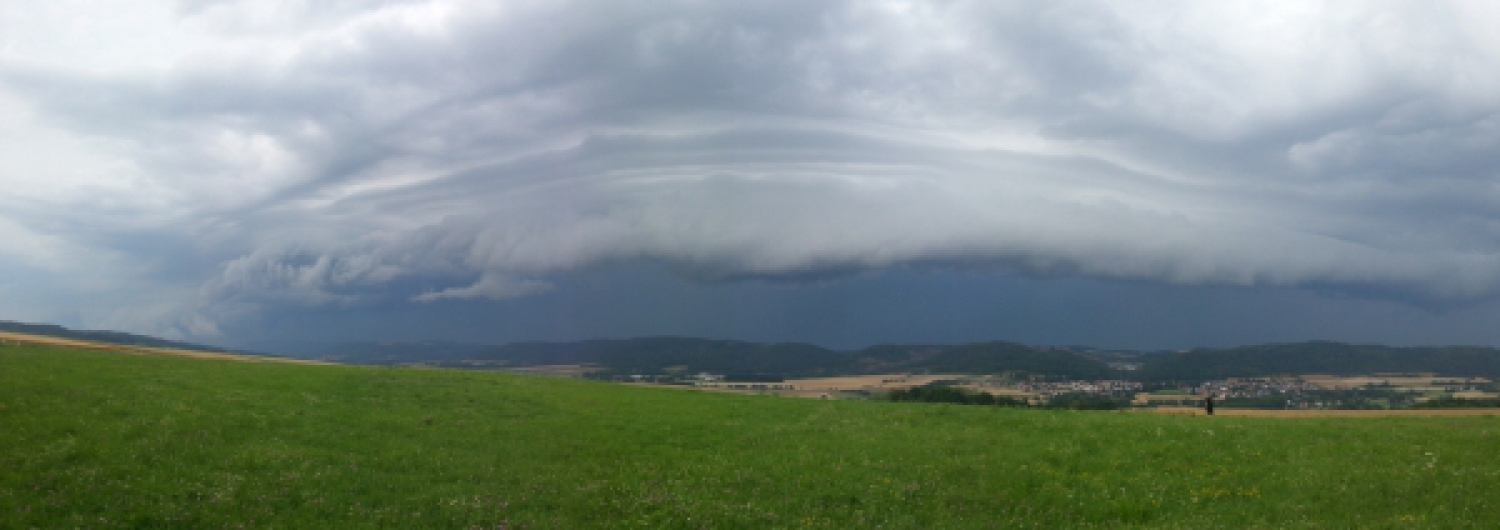Shelfcloud am 11.07