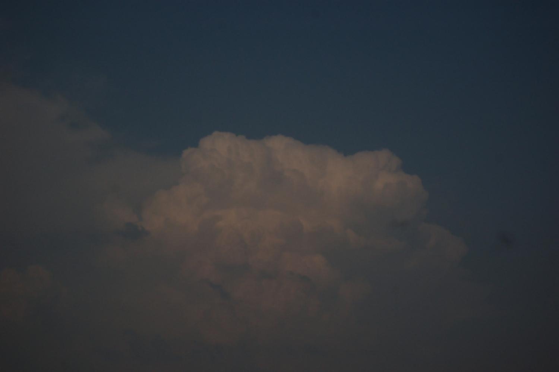 Cumuluswolken bei Appeldorn