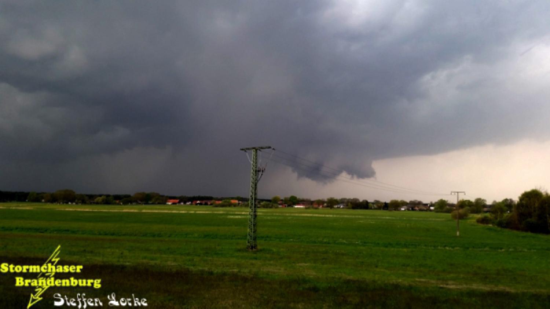 05.05.2015 Tornadoverdacht südl. Bützow